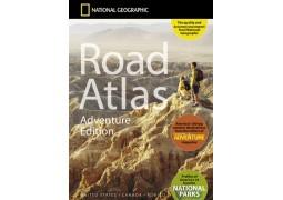 US, Canada, Mexico Road Atlas, Adventure Edition