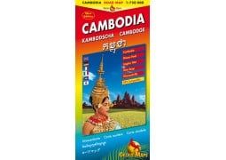 Cambodia road map (Gecko)