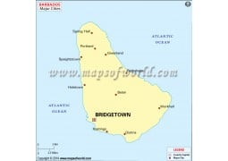 Barbados Major Cities