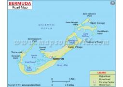 Bermuda Road Map