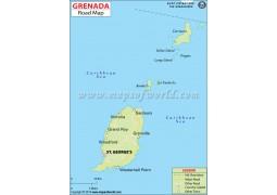 Grenada Road Map