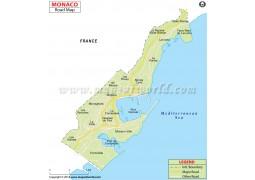 Monaco Road Map