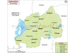 Rwanda Road Map
