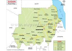 Sudan Road Map