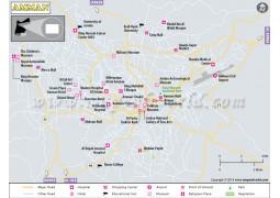 Amman Map