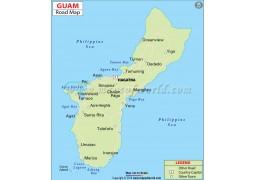 Guam Road Map