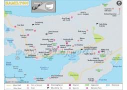Hamilton City Map