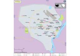 Juba City Map