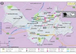 Lille City Map