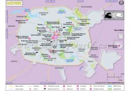 Minsk Map