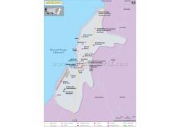 Moroni City Map