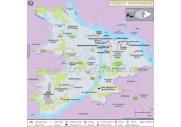 Nizhny Novogorod City Map