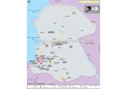 Port Au Prince Map