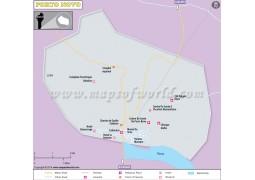 Porto Novo Map