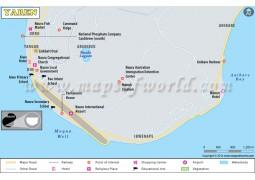Yaren City Map