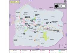 Kigali City Map