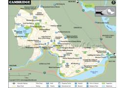 Cambridge City Map