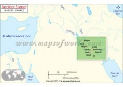 Sumer Map