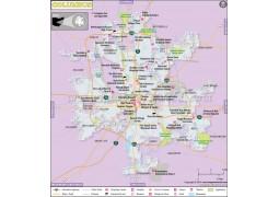 Columbus City Map