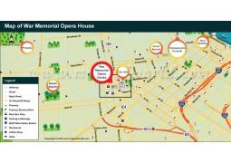 Opera House Map