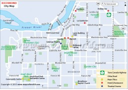 Richmond City Map