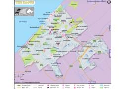 The Hague City Map