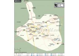 Mecca Map