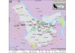 Belgrade Map