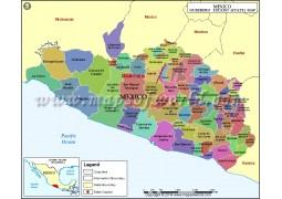 Guerrero Map
