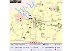 Montgomery City Map