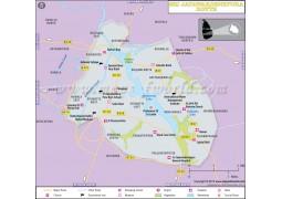 Sri Jayawardenapura-kotte Map - Digital File
