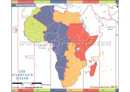 Africa Time Zone German