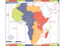 Africa Time Zone Portuguees