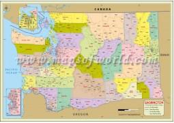 Washington Zip Code With Counties